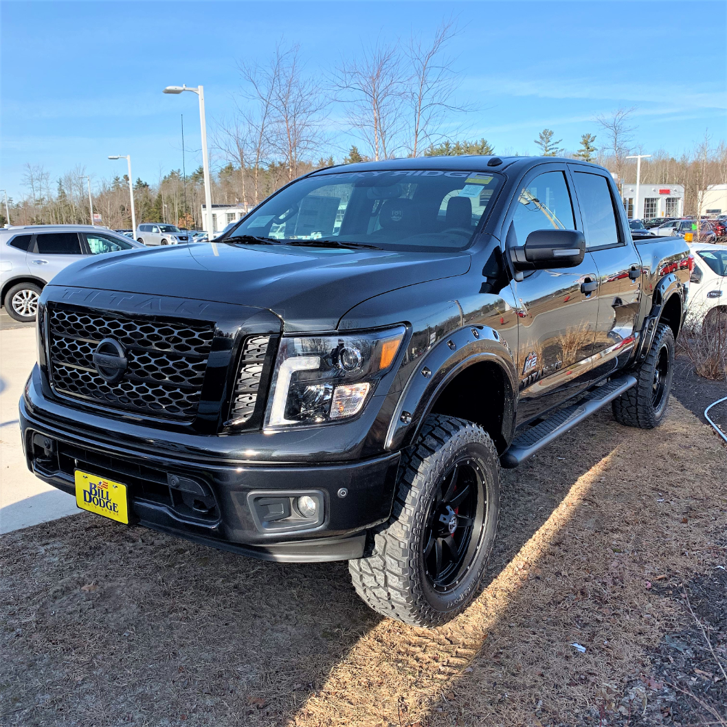 Special Edition Rocky Ridge Trucks Lifted 2019 Nissan Titan Crew Cab Learn More About This Beauty Of A Beast Bit Ly N Nissan Titan Nissan Lifted Trucks