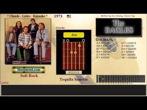 The Eagles - Tequila Sunrise (Karaoke, no vocal) - http ...