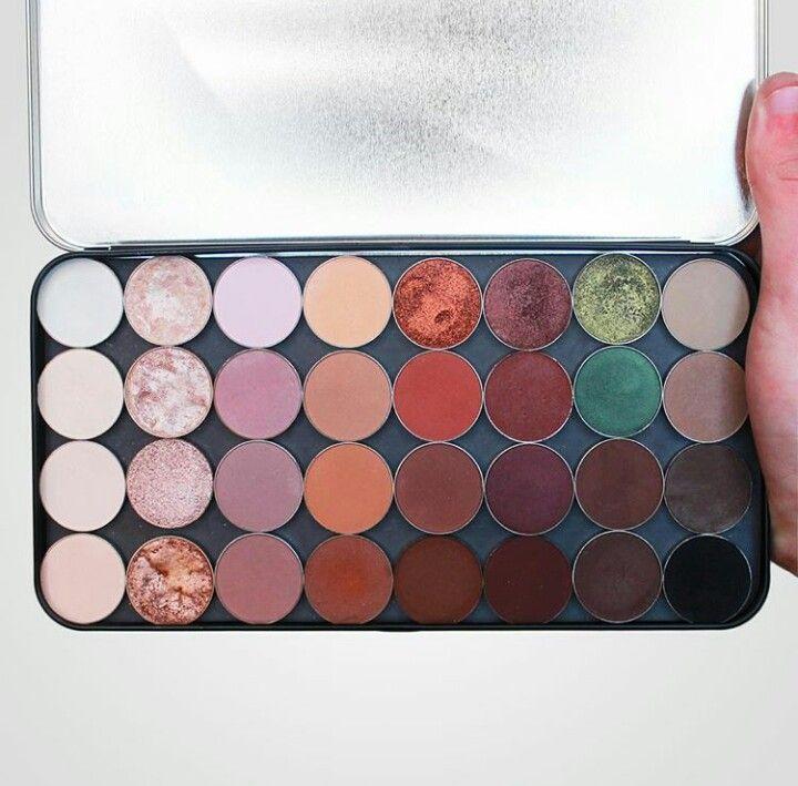 palete colours. #charlesbeauty #makeup #eyesmakeup #makeuptutorial