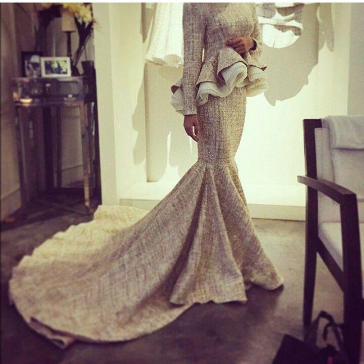 Dress By Fizi Woo