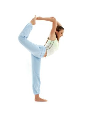 to achieve lord of the dance pose 2  yoga poses names