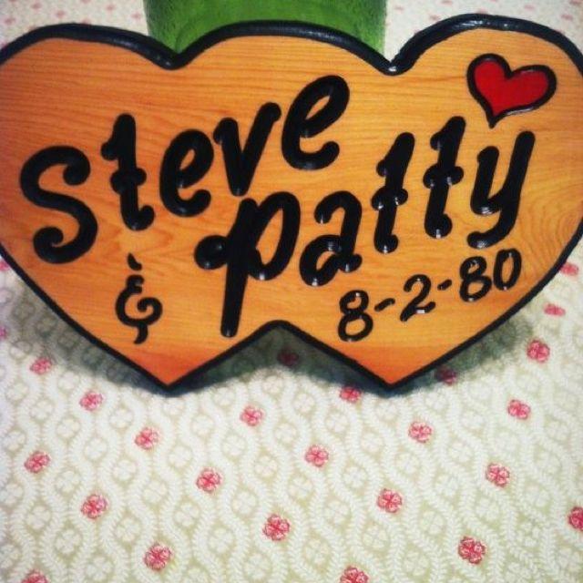 Hand Painted Wooden Sign HUGE Tennessee Gatlinburg