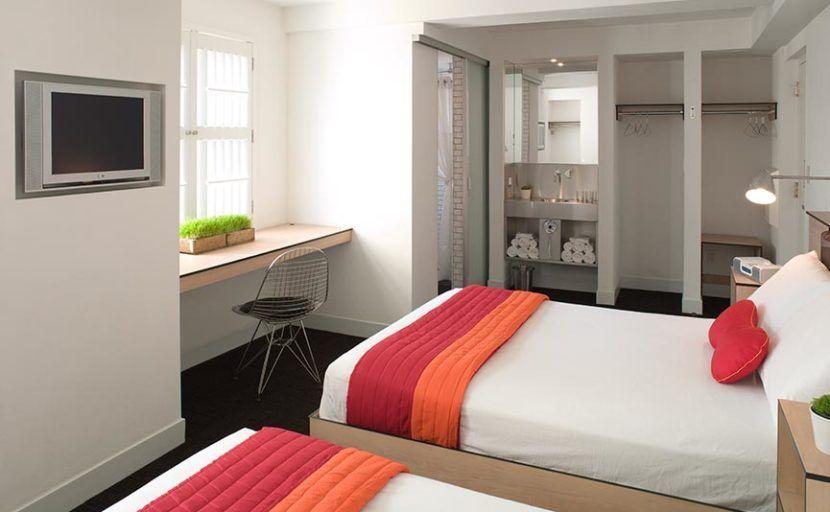 Pod Hotel Double Room