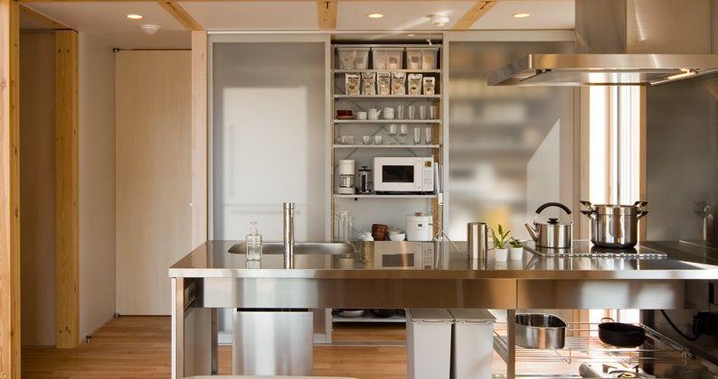 キッチン おしゃれまとめの人気アイデア Pinterest Som Im 無印良品の家 マンションキッチン 家