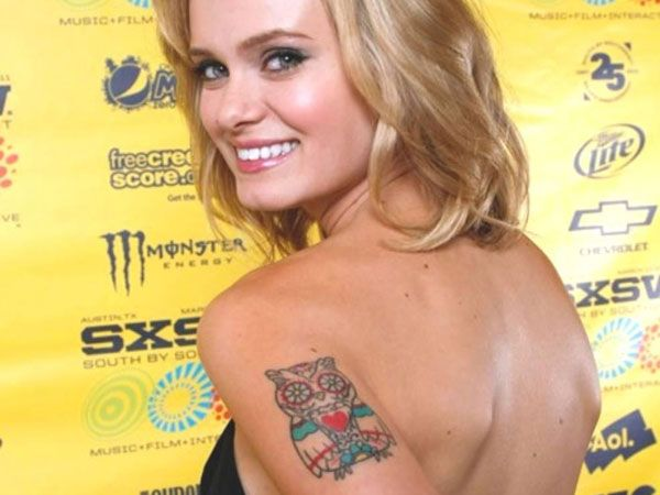 25 Awesome Celebrity Tattoos Female Slodive Tatt00s