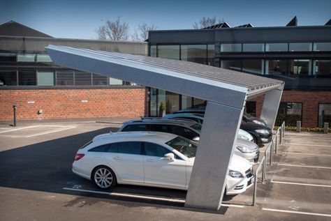 Best Long Span Commercial Solar Parking Find Your Carport With 640 x 480