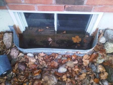 Window Well Drainage Fundamentals Problems And Solutions Window Well Basement Windows Waterproofing Basement