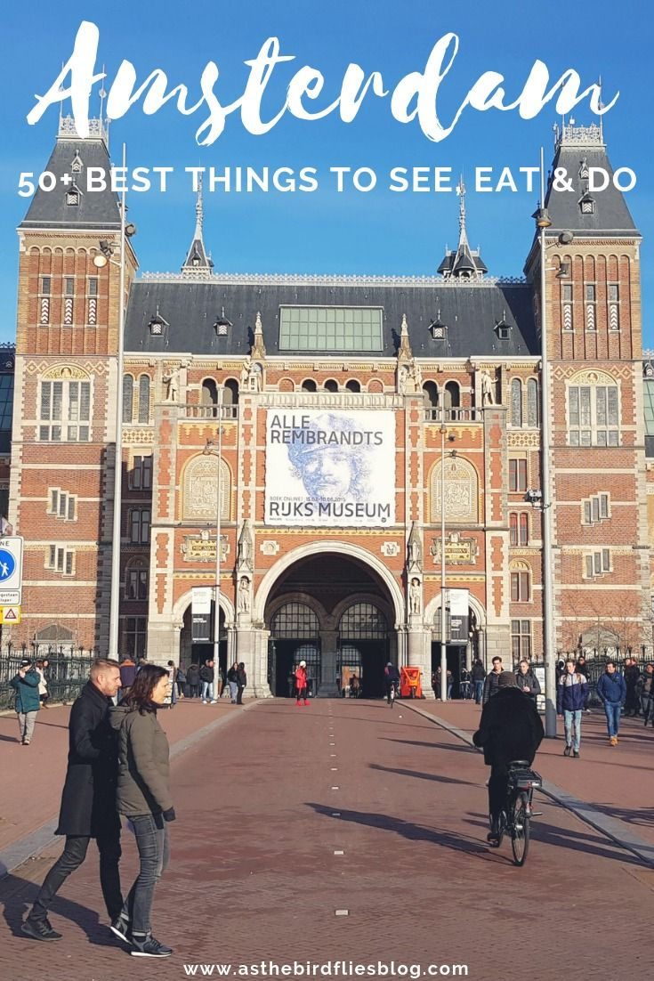 Amsterdam Travel: The Best Amsterdam Weekend Bucketlist