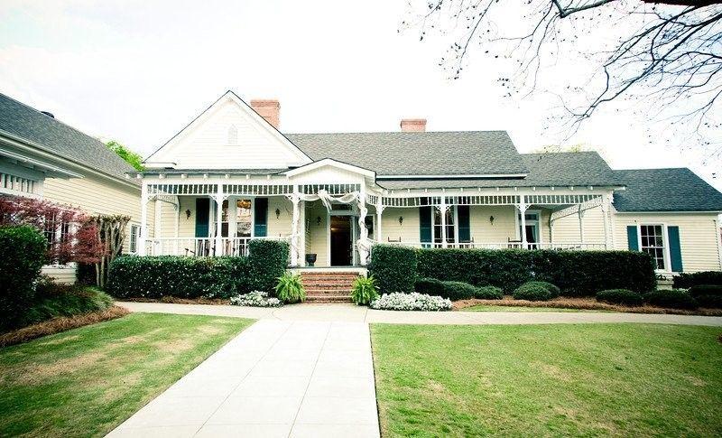 Carlyle House Norcross GA Georgia Wedding VenuesWedding
