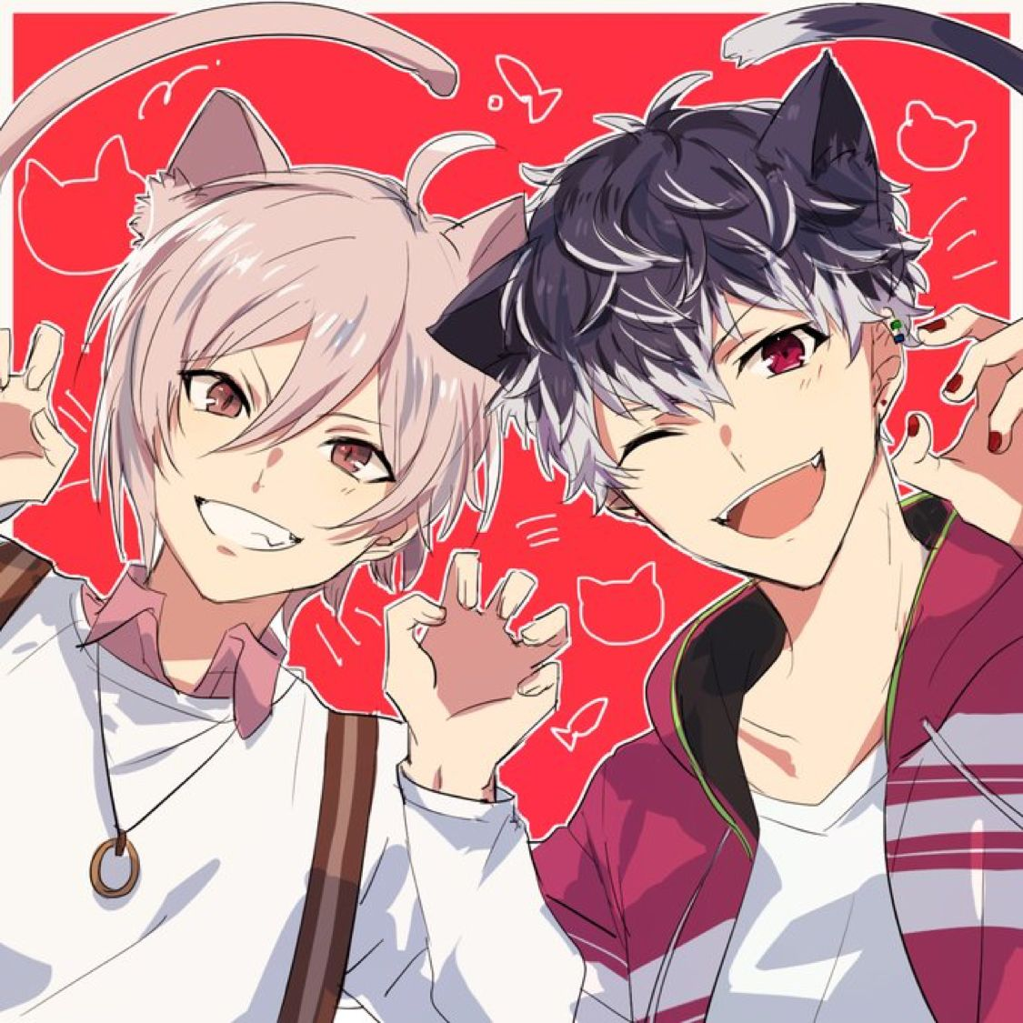 Pin by Cheezzy ˏ₍•ɞ•₎ˎ on Images(ΦωΦ)   Anime, Anime cat