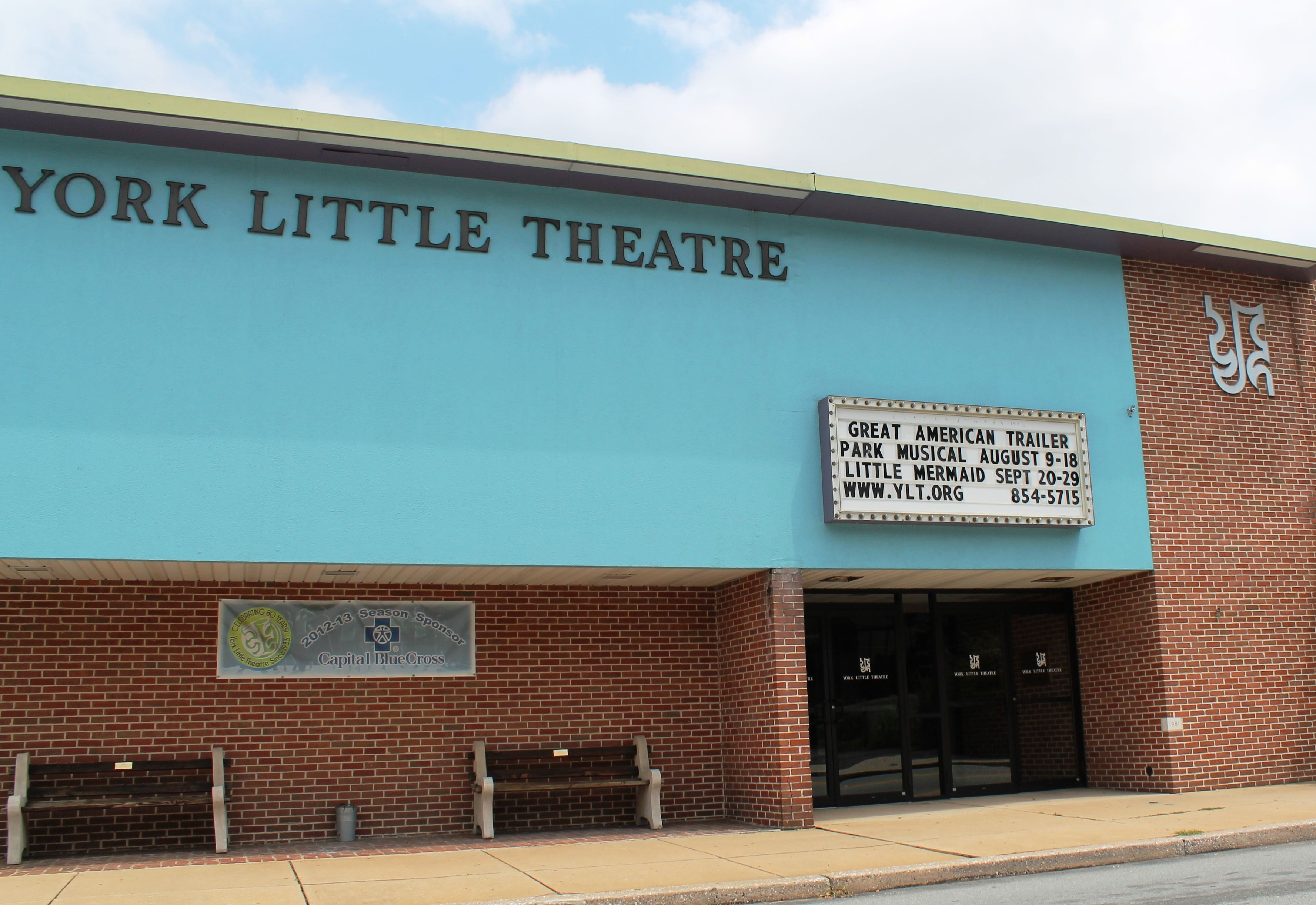 York Little Theatre 27 S Belmont St York Pa In 2019 York Pa