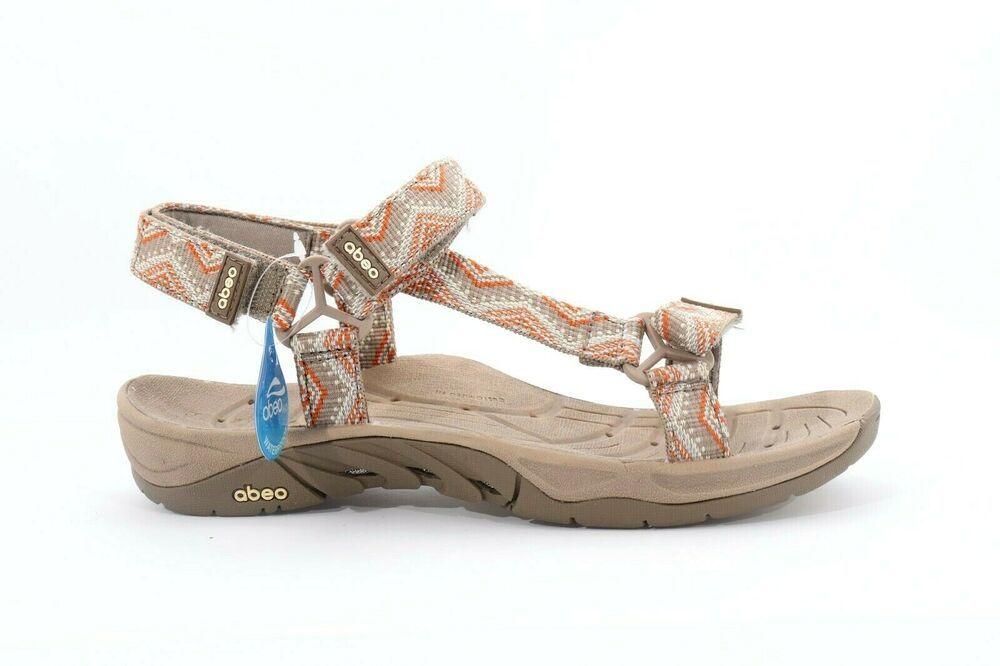Abeo Escape H20 Sandals Sandal Women S Size Us 7 Neutral Footbed Ep Abeo H20sandals In 2020 Womens Sandals Womens Sizes Sandals