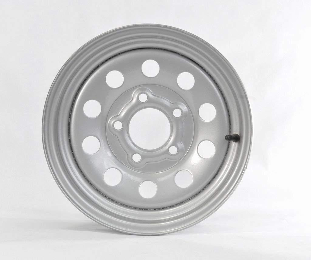 """15"""" Wheel, Silver Modular, 5 on 4.5"""" Tires for sale"""