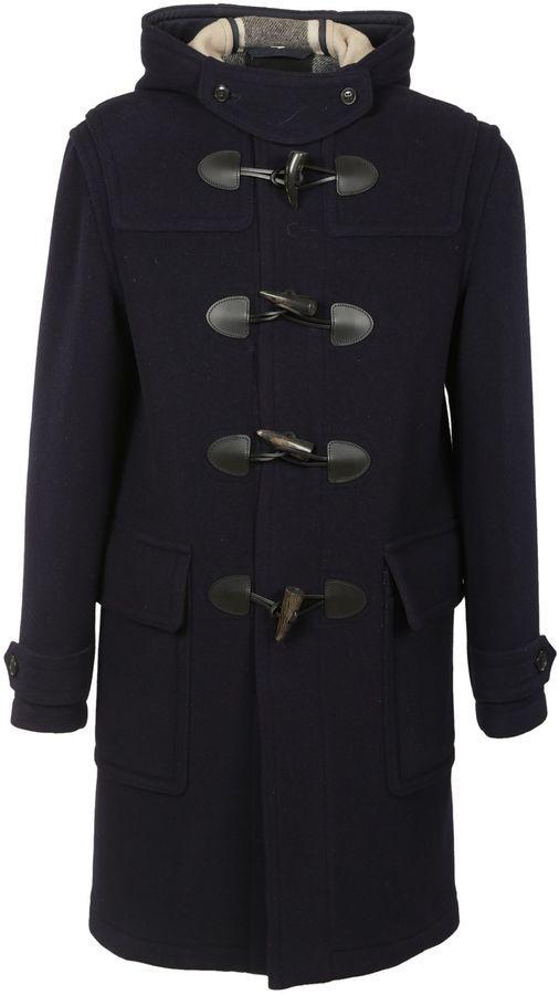 Hooded Duffle Coat- 7112style.website -