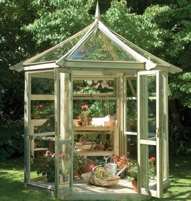 Gewachshaus Fur Den Garten 12 Selbst Gebaute Gestaltungsideen ... Gewachshaus Fur Den Garten 12 Selbst Gebaute Gestaltungsideen