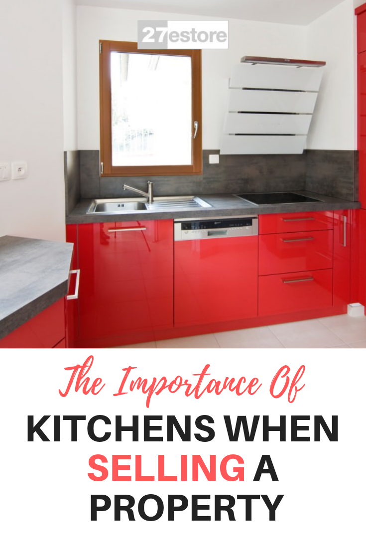The Importance Of Kitchens When Selling A Property Kitchen Cabinet Trends Kitchen Kitchen Cabinet Colors