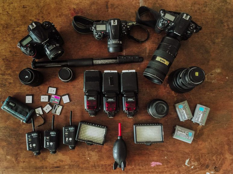 Check Out The Camera Gear Of This Wedding Photographer On Shotkit Https