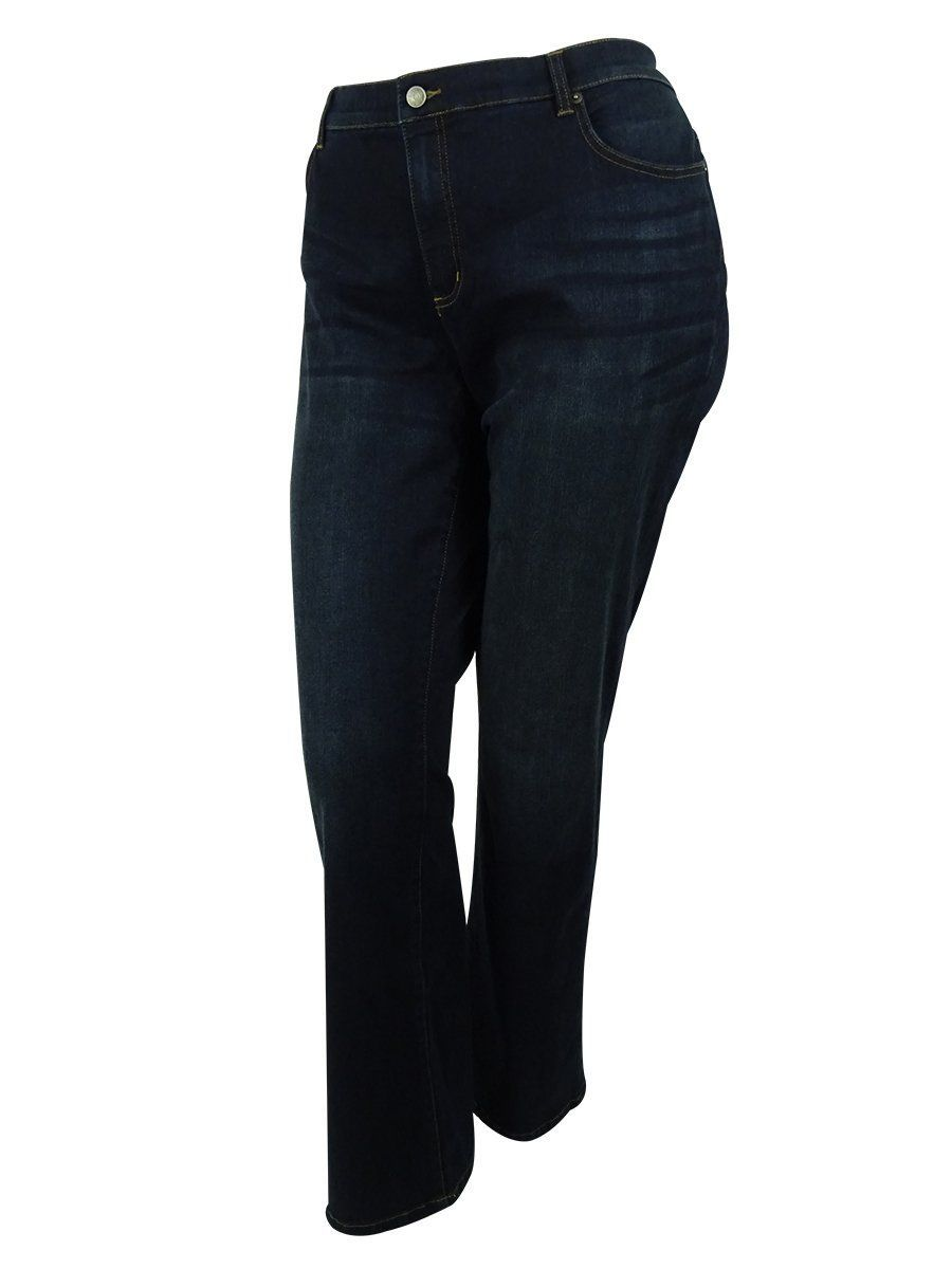 Ralph Lauren Women's Modern Bootcut Jeans