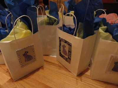 next step wedding gift bags simple and sweet wedding ideas