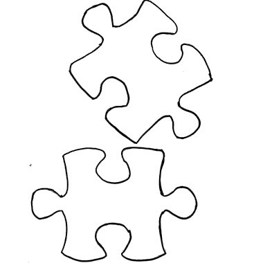 Jigsaw Sean Of The South In 2021 Puzzle Piece Template Puzzle Pieces Free Printable Puzzles