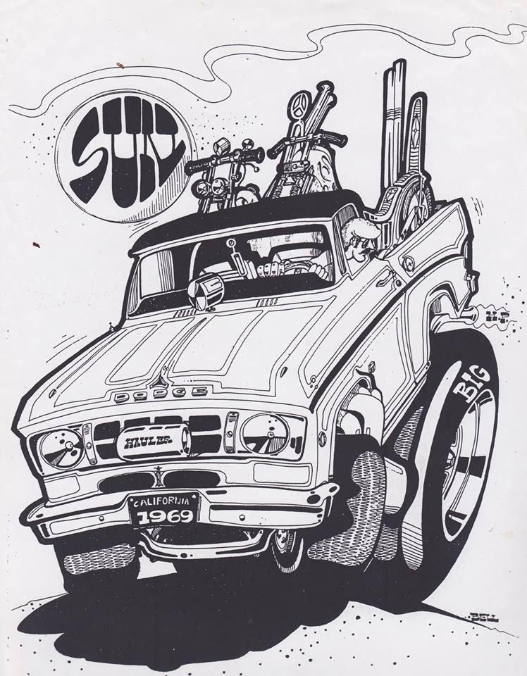 CAR Cartoons Of The 60s 70s 80s And 90s