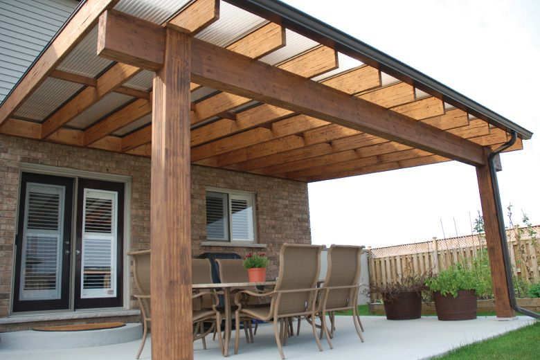 Photo Gallery Custom Patio and Deck Cover, Enclosures