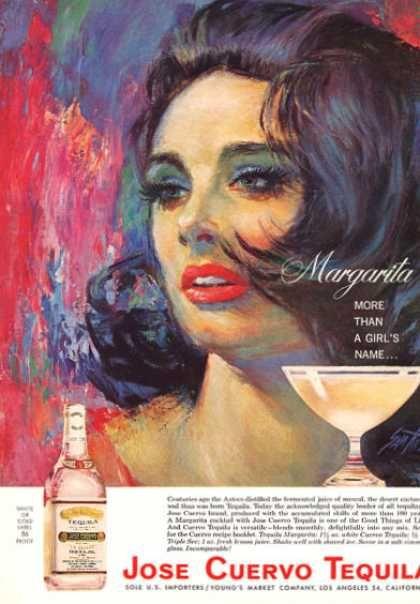 Margarita,more than a girl's name (Jose Cuervo)