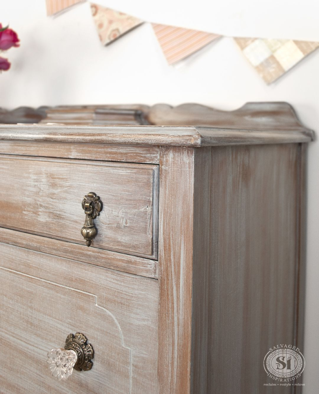 Are You A Fan Of Washing And Dry Brushing Furniture