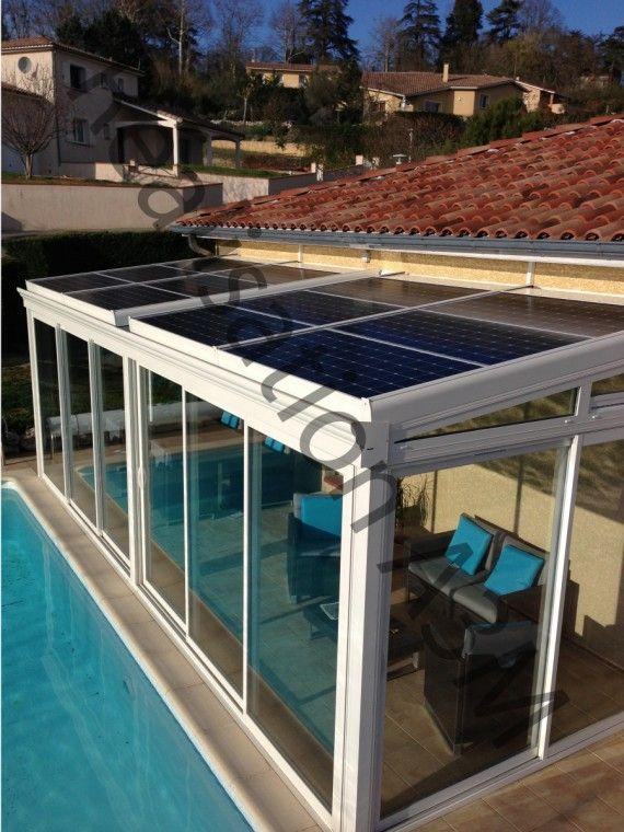 Veranda Solaire Photovoltaique   Solaire photovoltaique, Photovoltaique, Veranda