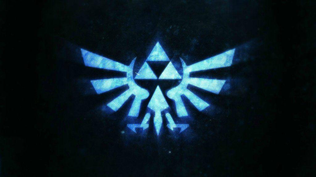 Gaming Wallpapers Legend Of Zelda Zelda Logo Gaming Wallpapers