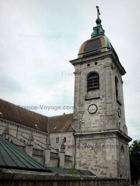 Cathédrale de Saint Jean, à Besançon