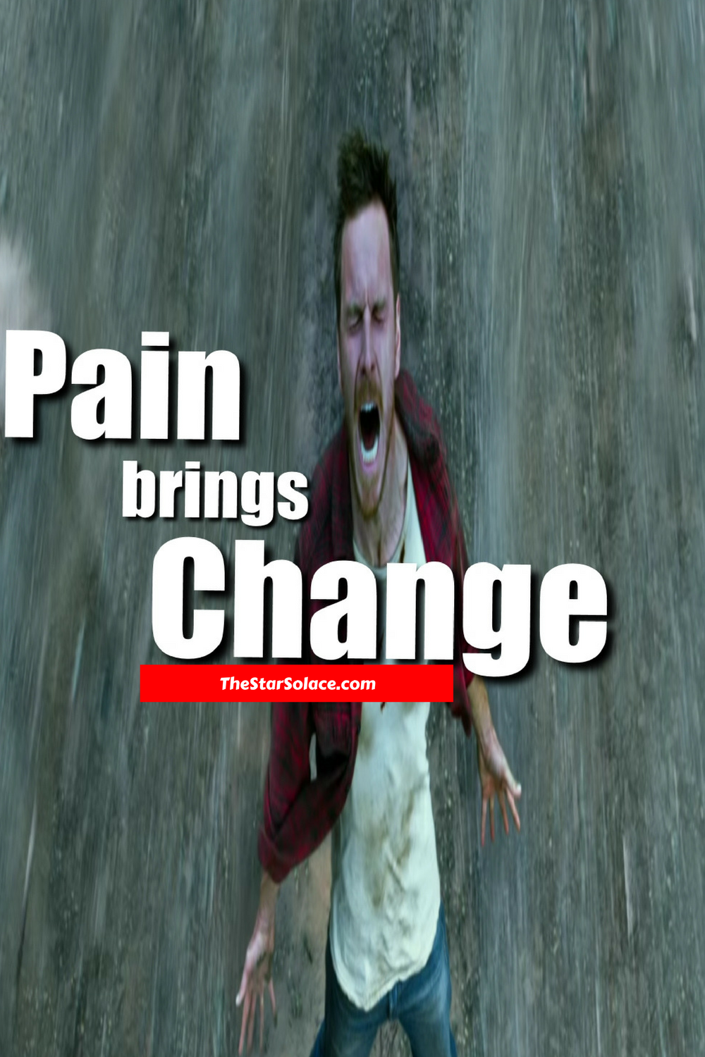 Inspirational Quotes For Men Xmen Apocalypse Michael Fassbender Magneto Pain Brings Change
