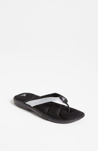 5c402563ce1 adidas Black Chilwyanda Thong Sandals Girls   Details can be found by  clicking on the image.