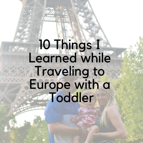 Tips for Flying with Toddlers and Little Kids without