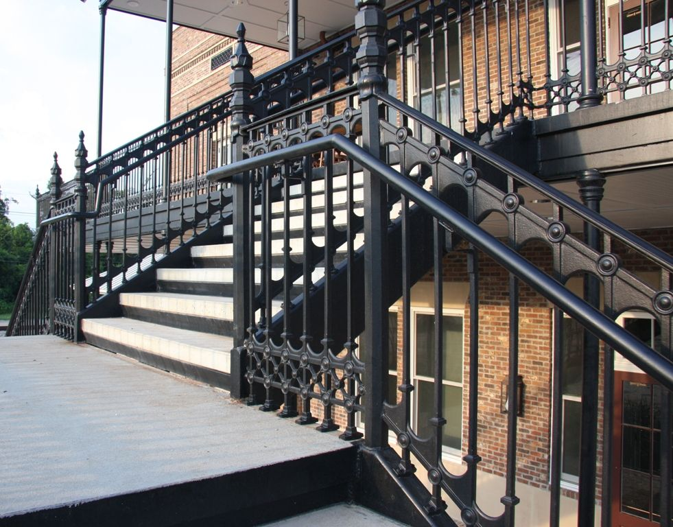 Best Decorative Cast Iron Stair And Balcony Railings From 400 x 300