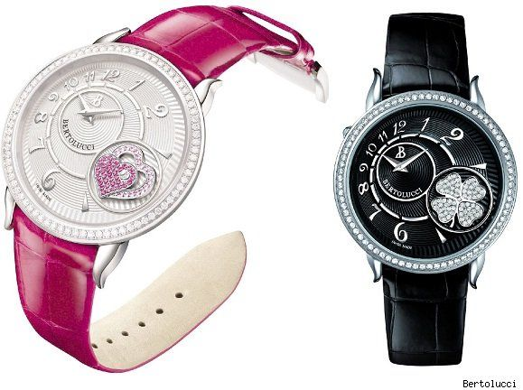 Bertolucci Volta II Timepieces — Luxist