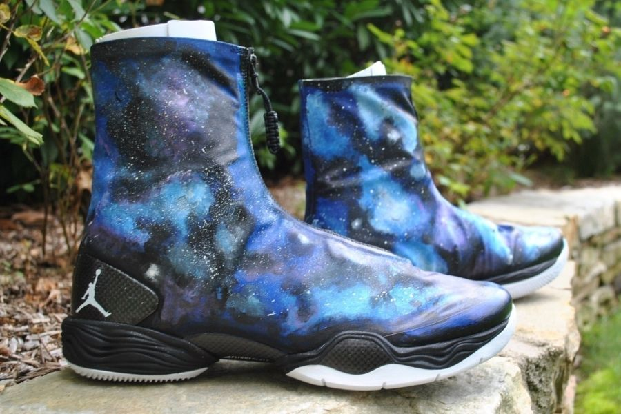 new concept 4bf61 017cd air jordan xx8 galaxy 02 Air Jordan XX8 Galaxy Custom