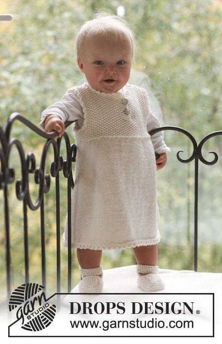 Photo of Baby Harriet / DROPS Baby 18-9 – Kostenlose Strickanleitungen von DROPS Design