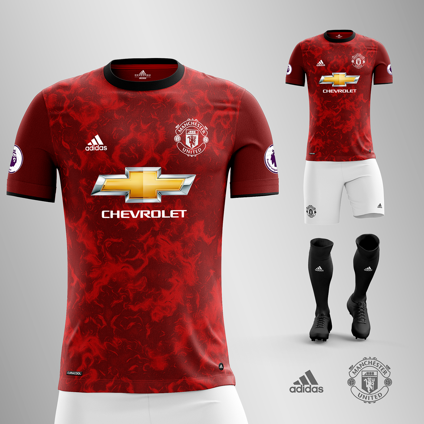 Pin By Creative Mind Designs On Sports Games Manchester United Home Kit Manchester United Sports Jersey Design