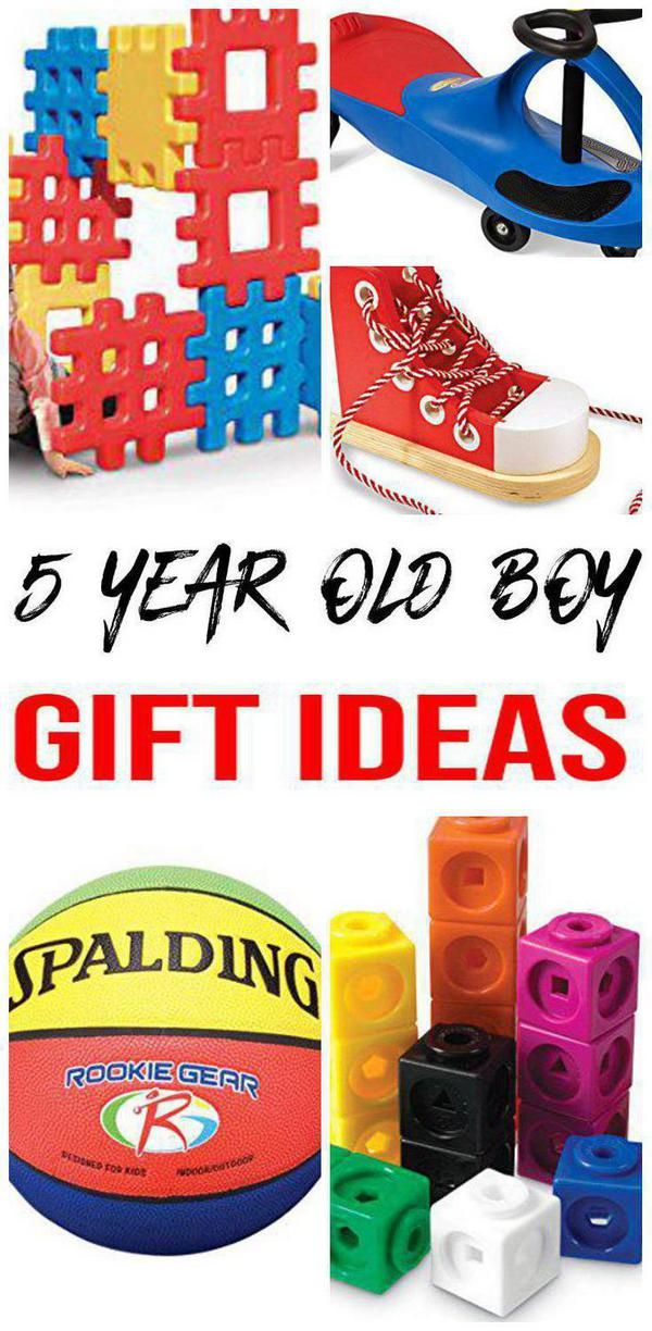 Top Gifts 5 Year Old Boys Want   Birthday gifts for boys ...