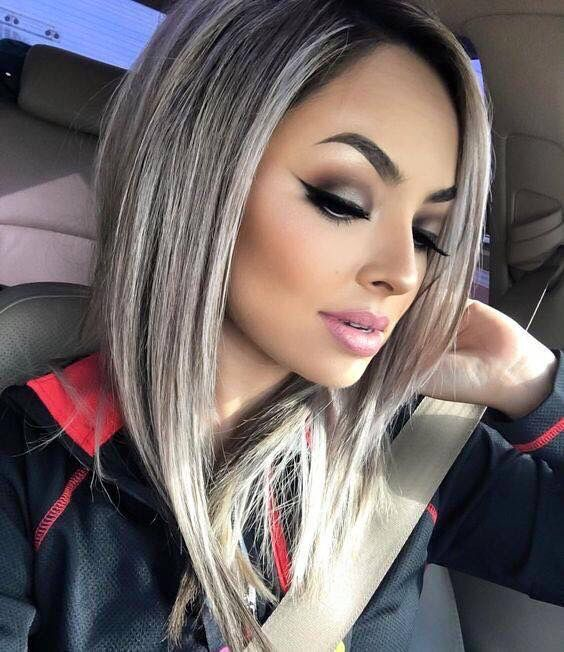 Pin By On Hair Pinterest Hair Coloring Makeup