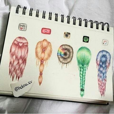 Pin by Jeje Helmi on Artists Social media drawings, App