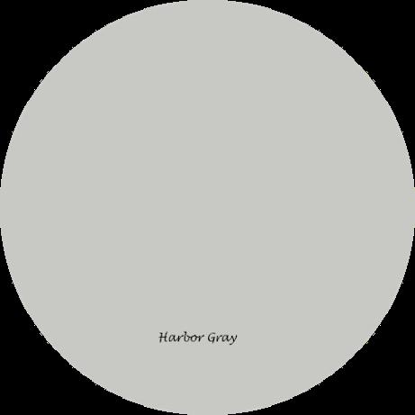 Benjamin Moore Harbor Gray
