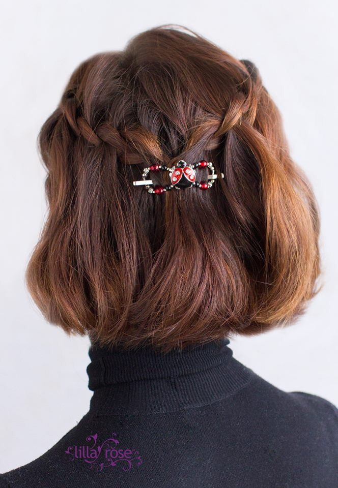 Ladybug is back for the Black Friday sale! This clip sold out very quickly last time so get one while you can! www.lillarose.biz/SheGlows