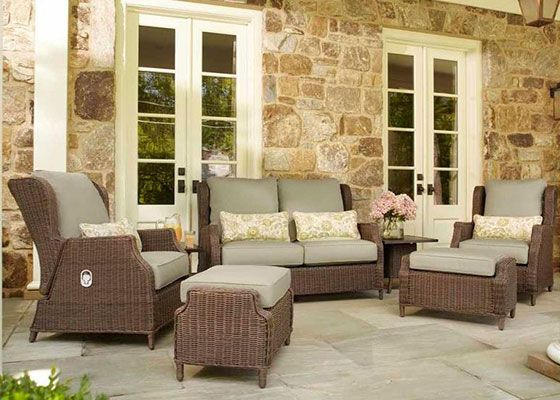 Pick The Right Patio For You Brown Jordan Patio Furniture Furniture Outdoor Furniture Sets