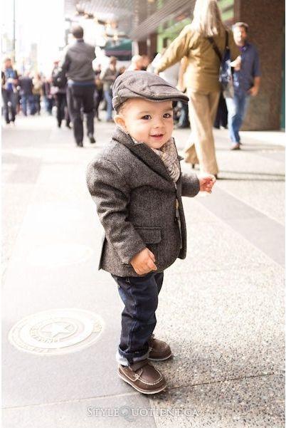 mini tweed jacket swag