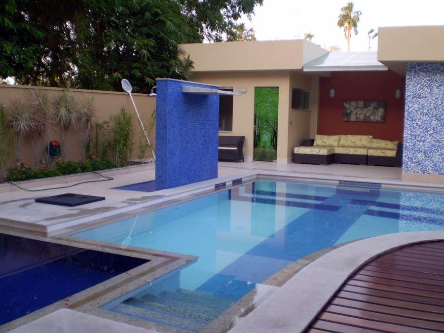 area gourmet com piscina moderna pesquisa google
