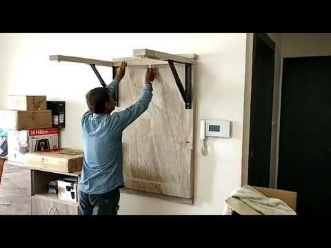 wall mounted dining table new-2020  TRINITY HUB