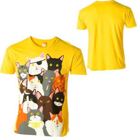 Enjoi Cat College T-Shirt - Short-Sleeve - Men\\\'s