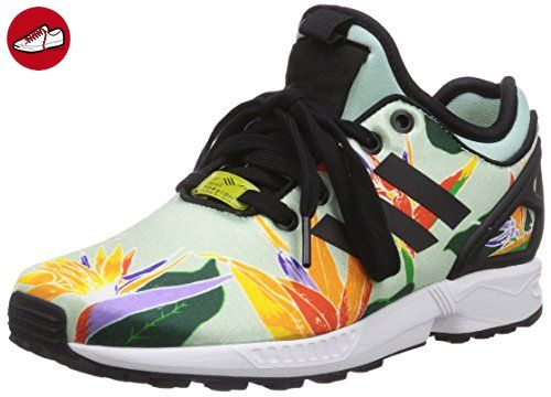 promo code ba2fe 66e12 adidas ZX Flux NPS, Unisex-Erwachsene Sneakers, Grün (Blush Green S15-